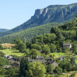 Cevennes: mountain landscape — Stock Photo #33883819