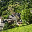 Cevennes: old typical village — Stock Photo #33913235