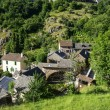 Cevennes: old typical village — Stock Photo #34368645