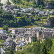 Sainte-Enimie, Gorges du Tarn — Stock Photo
