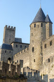Carcassonne (France) — Stock Photo