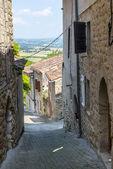 Lautrec (France), old village — Stock Photo