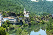 Ambialet (Tarn, France) — Stock Photo
