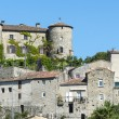 Parc des Cevennes, historic town — Stock Photo #35060591