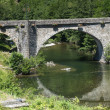 Cevennes: old bridge — Stock Photo #35113457