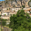 Peyre, old village near Millau — Stock Photo