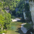 Stock Photo: Gorges du Tarn