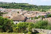 лотрек (франция), старая деревня — Стоковое фото