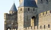 Carcassonne (France) — Stock Photo