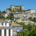 Parc des Cevennes, historic village — Stock Photo #36017957