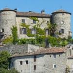 Parc des Cevennes, historic village — Stock Photo #36095011