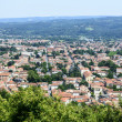 Mazamet (France), panoramic view — Stock Photo