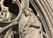 Cattedrale di albi (francia — Foto Stock