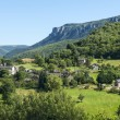 Cevennes: mountain landscape — Stock Photo #36182345