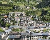 Sainte-Enimie, Gorges du Tarn — Foto de Stock