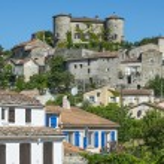 Parc des Cevennes, historic village — Stock Photo #36773817