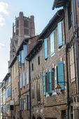 Albi (France) — Stock Photo