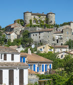Parc des Cevennes, historic village — Stock Photo