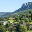 Cevennes: mountain landscape — Stock Photo