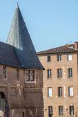 Albi, Palais de la Berbie — Stock Photo