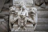 Arles, Saint-Trophime church — Stock Photo
