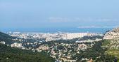 マルセイユのパノラマ — ストック写真