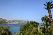 Ospedaletti (Liguria) — Stok fotoğraf