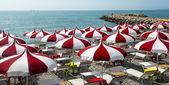 Cagnes-sur-Mer (Cote d'Azur) — Stock Photo