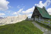 Passo Giau, Dolomites — Stok fotoğraf
