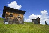 Passo Pordoi, Dolomites — Stock Photo