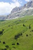 Passo Pordoi, Dolomites — Foto Stock