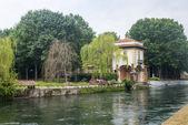 Robecco Sul Naviglio, Mailand — Stockfoto