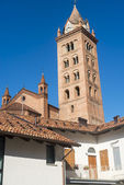 Cathedral of Alba (Cuneo, Italy) — Stock Photo