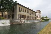 Robecco sul Naviglio, Milan — Stock Photo