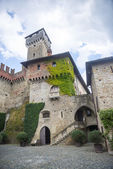 Tagliolo Monferrato, castle — Stock Photo