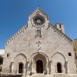 Ruvo (Bari, Puglia, Italy) - Old cathedral in Romanesque style — Stock Photo #6903810