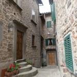 San Quirico (Svizzera Pesciatina, Tuscany) — Stock Photo #6923861