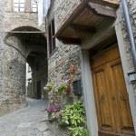 San Quirico (Svizzera Pesciatina, Tuscany) — Stock Photo #6952281
