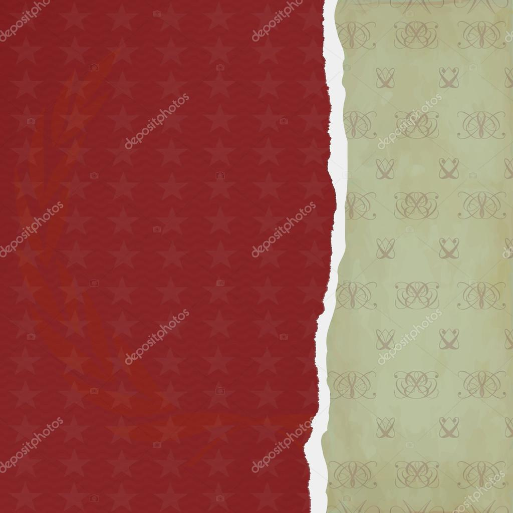 Torn paper — Stock Vector #12561040
