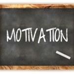 Blackboard Motivation — Stock Photo #32558413