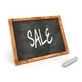 "Blackboard ""SALE"" — Stock Photo"