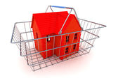Buying a House Concept — Stock Photo