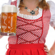 Munich beer festival — Stock Photo #12371559