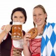 Munich beer festival — Stock Photo #12371766