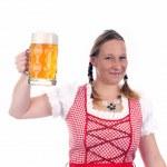 Munich beer festival — Stock Photo