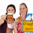 Munich beer festival — Stock Photo #12371905