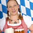 Munich beer festival — 图库照片
