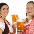 Munich beer festival — Stock Photo