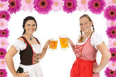 Munich beer festival — Stockfoto