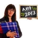 Abitur 2013 — Stock Photo #12842271